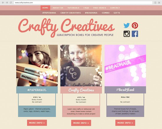 Crafty Creatives