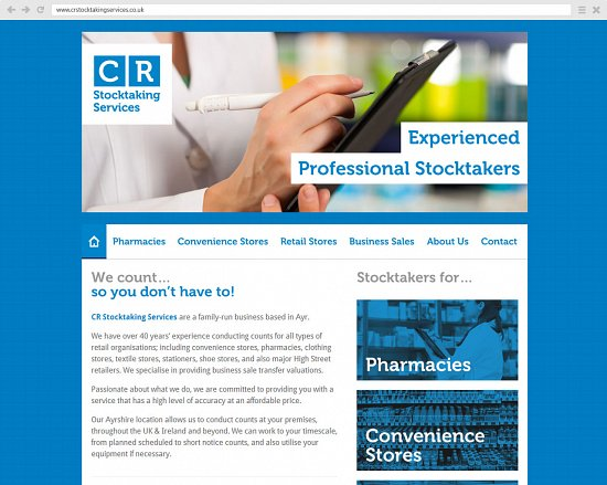 CR Stocktaking Services